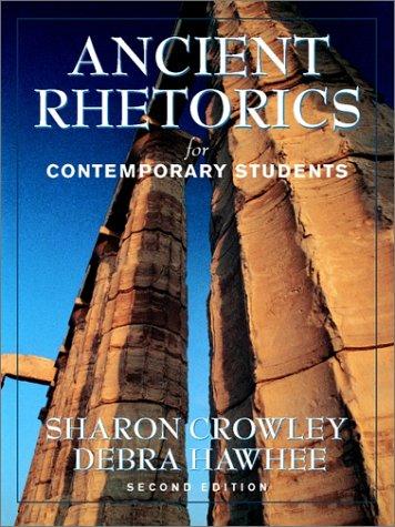 9780205269037: Ancient Rhetorics for Contemporary Students