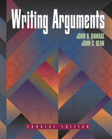 9780205269068: Writing Arguments, Concise Edition