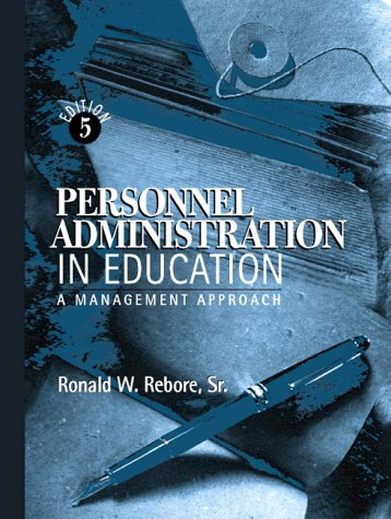 9780205269129: Personnel Administration in Education: A Management Approach