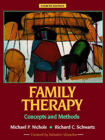 9780205269839: Family Therapy: Concepts and Methods