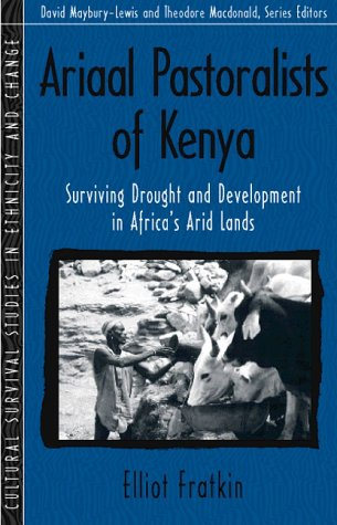 9780205269976: Ariaal Pastoralists of Kenya: Surviving Drought and Development in Africa's Arid Lands