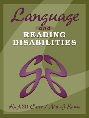 9780205270880: Language and Reading Disabilities