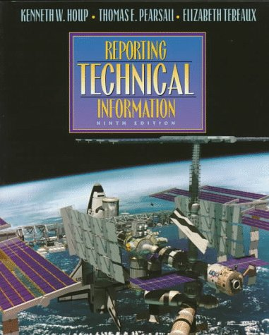 9780205272211: Reporting Technical Information