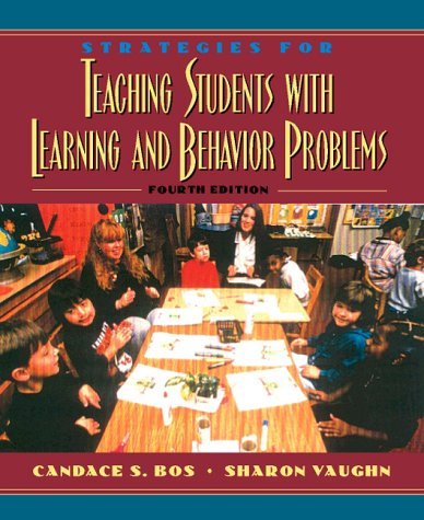 9780205272280: Strategies for Teaching Students With Learning and Behavior Problems