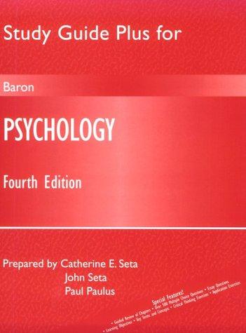 9780205272907: Psychology: Study Guide