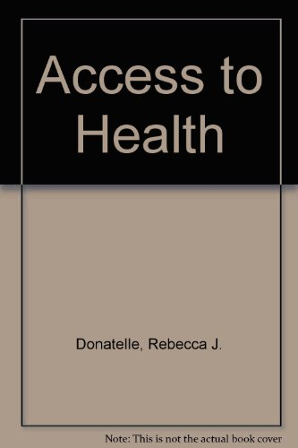 9780205273874: Access to Health