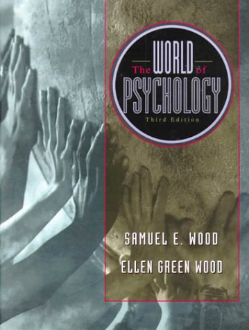 9780205274673: World of Psychology, The