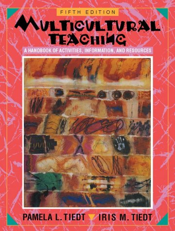 9780205275281: Multicultural Teaching: A Handbook of Activities, Information, and Resources