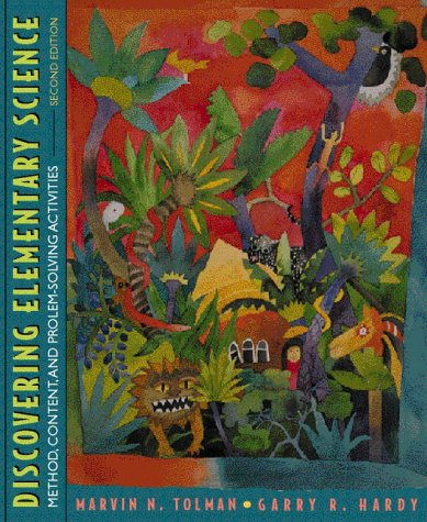 9780205276936: Discovering Elementary Science: Method, Content, and Problem-Solving Activities