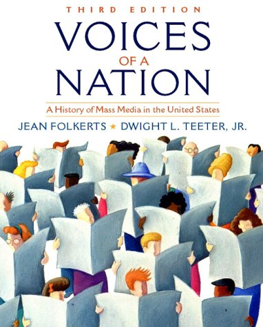 9780205277896: Voices of a Nation: A History of Mass Media in the United States