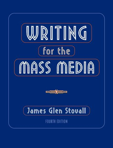 9780205278374: Writing for the Mass Media