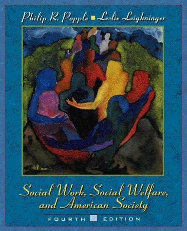9780205278589: Social Work, Social Welfare, and American Society