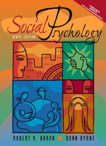 9780205279562: Social Psychology (9th Edition)