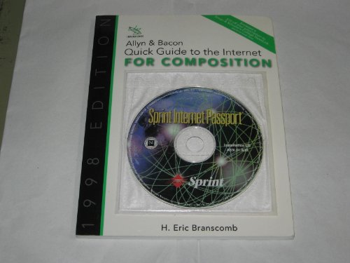 9780205279814: Quick guide to the internet for composition