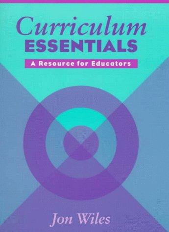 9780205279883: Curriculum Essentials: A Resource for Educators