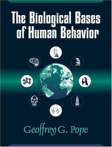 9780205279937: Biological Bases of Human Behavior, The
