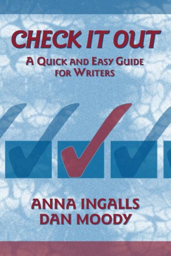 9780205280131: Check it Out: A Quick and Easy Guide for Writers