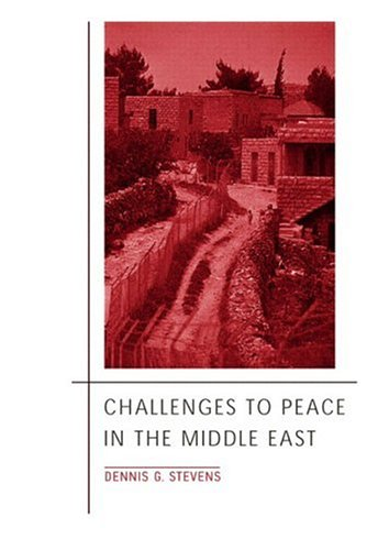 9780205280636: Challenges to Peace in the Middle East