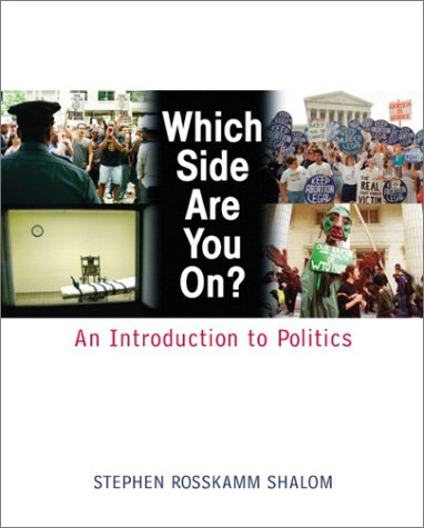 9780205280889: Which Side Are You On?: An Introduction to Politics
