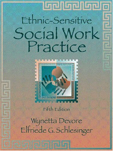 9780205281657: Ethnic-Sensitive Social Work Practice (5th Edition)