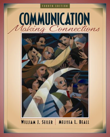 9780205282005: Communication: Making Connections