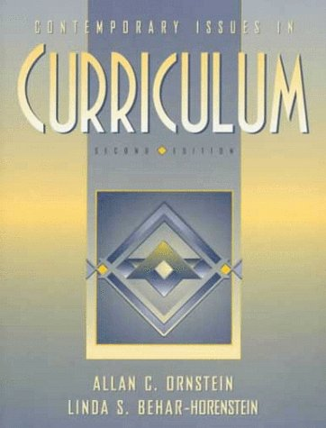 9780205283231: Contemporary Issues in Curriculum (2nd Edition)