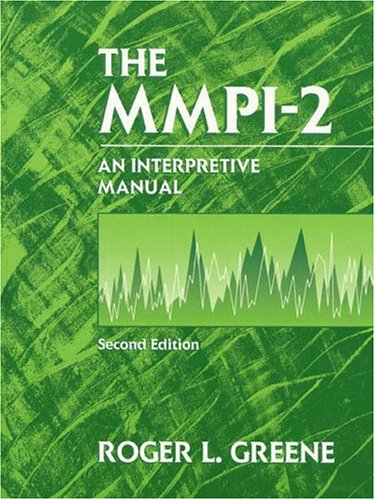 9780205284160: MMPI-2: An Interpretive Manual (2nd Edition)