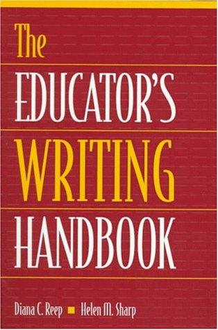 9780205285198: The Educator's Writing Handbook