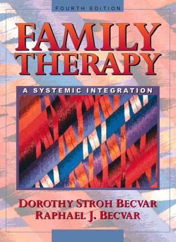9780205285310: Family Therapy: A Systemic Integration (4th Edition)