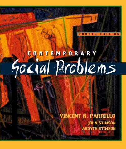 9780205285532: Contemporary Social Problems