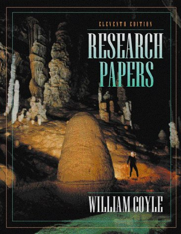 9780205287253: Research Papers (11th Edition)