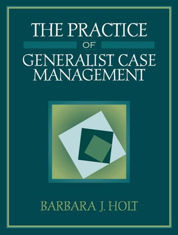 9780205287338: The Practice of Generalist Case Management