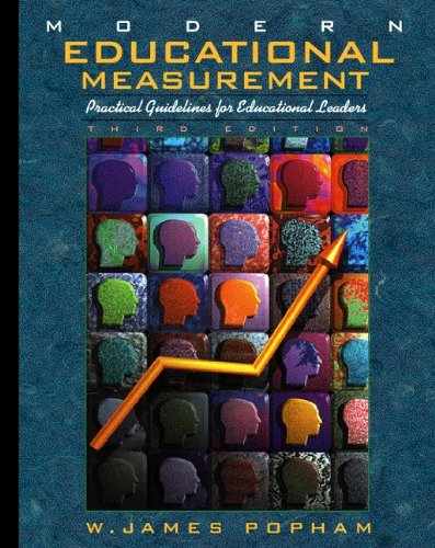 9780205287703: Modern Educational Measurement:Practical Guidelines for Educational Leaders