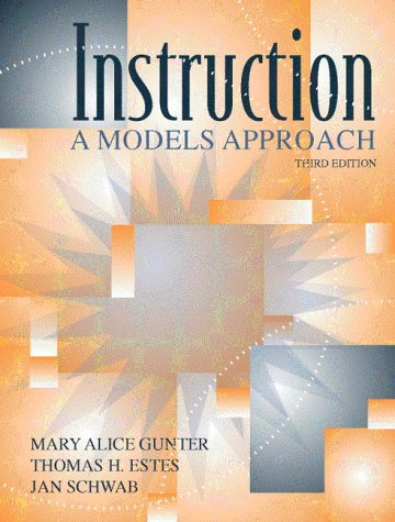 9780205288618: Instruction: A Models Approach (3rd Edition)