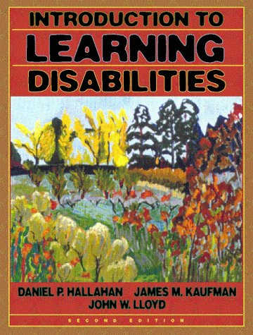 9780205290437: Introduction to Learning Disabilities (2nd Edition)