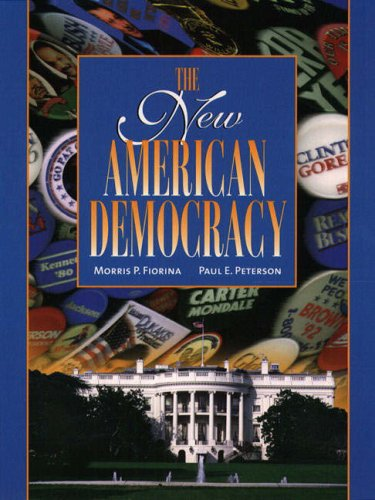 9780205291083: The New American Democracy