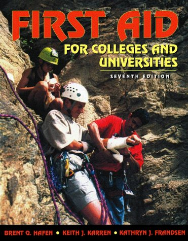 9780205291236: First Aid for Colleges and Universities (7th Edition)