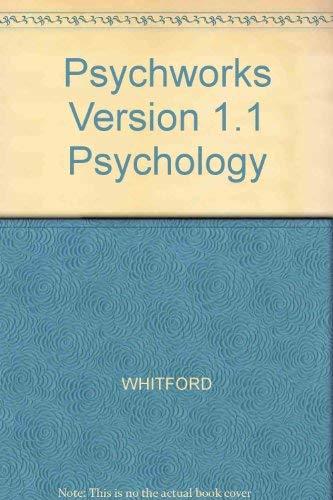 Psychworks Version 1.1 Psychology: WHITFORD