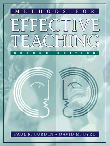 9780205291939: Methods for Effective Teaching (2nd Edition)