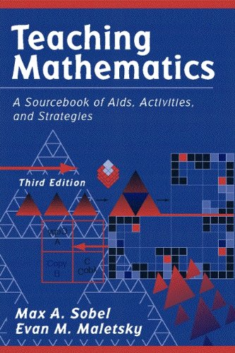 9780205292561: Teaching Mathematics: A Sourcebook of Aids, Activities, and Strategies (3rd Edition)