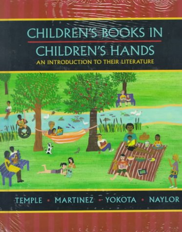 9780205292950: Children's Books in Children's Hands: An Introduction to Their Literature