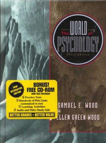9780205293292: The World of Psychology