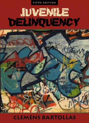 9780205293421: Juvenile Delinquency