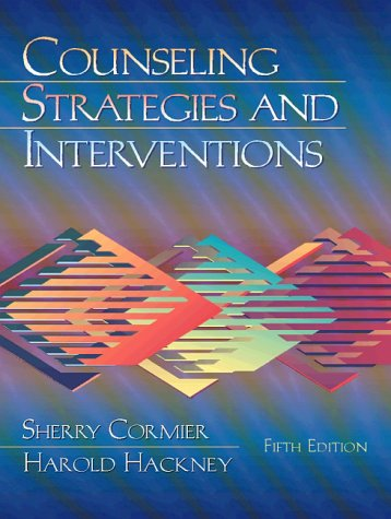 9780205293476: Counseling Strategies and Interventions (5th Edition)