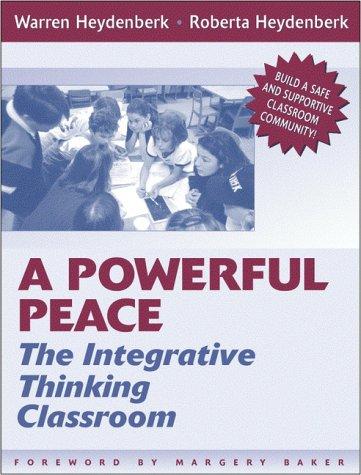 9780205293605: A Powerful Peace