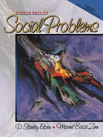 9780205294565: Social Problems (8th Edition)