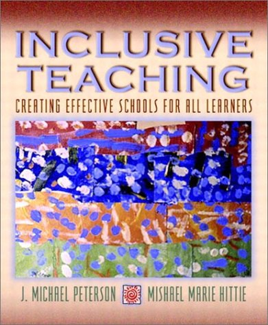 9780205296286: Inclusive Teaching: Creating Effective Schools for All Learners