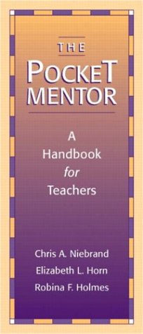 9780205296934: Pocket Mentor, The: A Handbook for Teachers