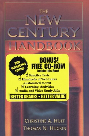 9780205297115: The New Century Handbook: Interactive Edition
