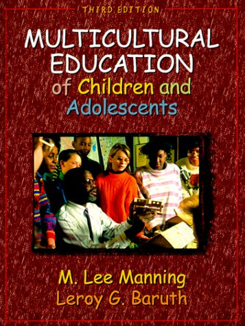 9780205297603: Multicultural Education of Children and Adolescents (3rd Edition)